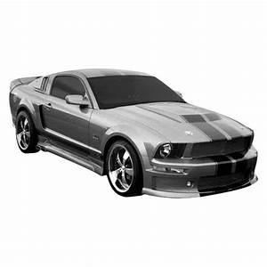 Duraflex® - Ford Mustang 2006 CVX Style Fiberglass Body Kit