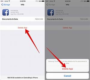 documents and data iphone 5s how to delete documents and With iphone 5 documents and data delete