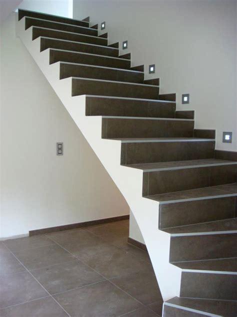 finition escalier beton exterieur rattraper finition escalier carrelage