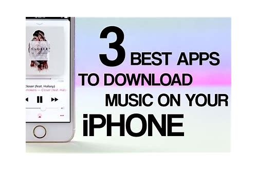 best app to download music videos free