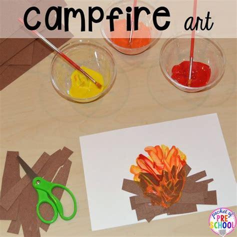 17 best ideas about preschool camping crafts on 506 | 5a12a02ba74eaa50d87484178d213976