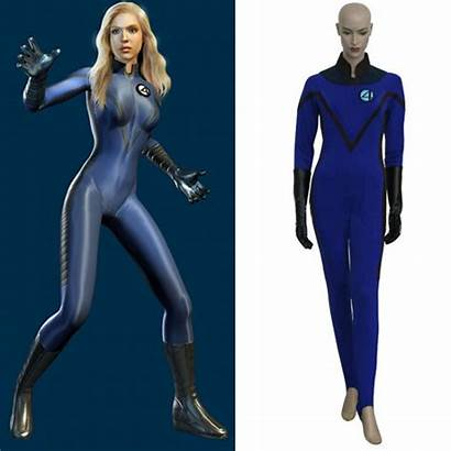 Invisible Fantastic Woman Four Costume Cosplay Tights