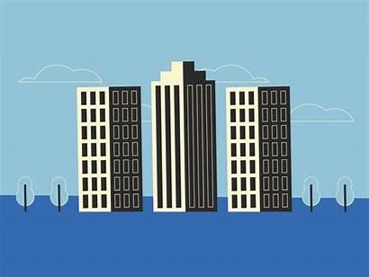 Earthquake Buildings Proof Clipart Designed Bangunan Earthquakes
