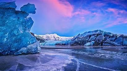 Wallpapers Glacier Vatna Resolution Nature Icelend 1080p