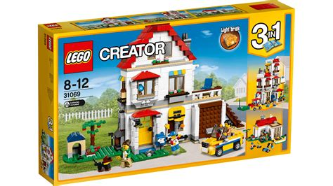 la maison des lego 31069 modular family villa lego 174 creator products and sets lego uk creator lego