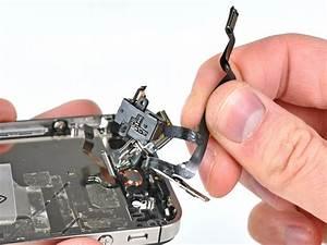 Iphone 4 Verizon Headphone Jack Cable Replacement