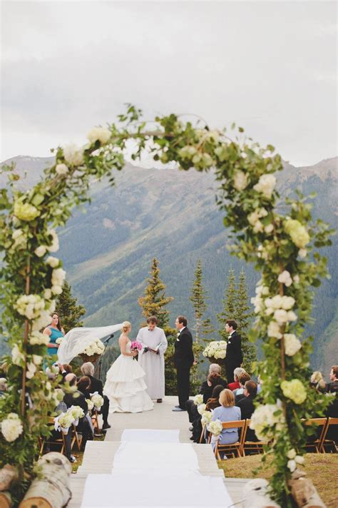 47 Best Images About Inspiring Aspen Weddings On Pinterest