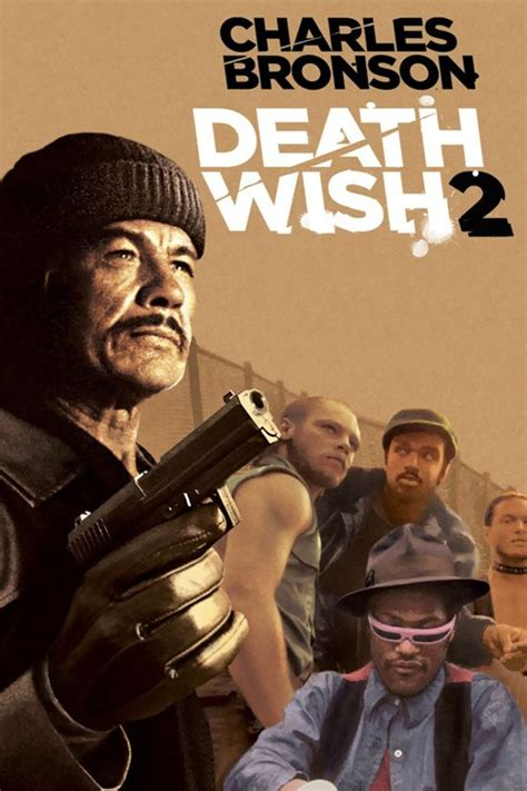 It is the first film in the death wish series. 5 Questions: Death Wish 2 - BULLETPROOF ACTION