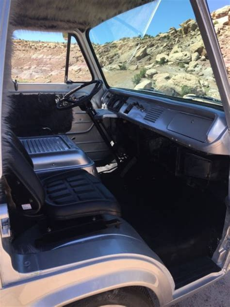 old car manuals online 2005 ford e250 head up display 1967 ford econoline van hot rod surfer shaggin wagon vintage chevy mopar custom for sale ford