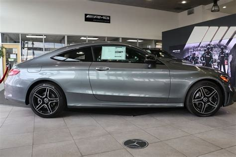 Iseecars.com analyzes prices of 10 million used cars daily. 2021 Mercedes-Benz C-Class C 300 Coupe 4MATIC® - Mercedes-Benz dealer in CO ? New and Used ...