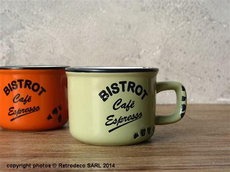 rangement torchons cuisine tasse expresso bistrot café verte déco vintage antic