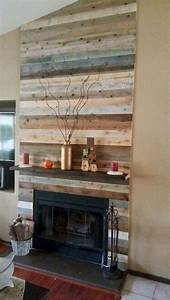 Cheap And Easy Diy Shiplap Wall Ideas Walls On Decorations ...