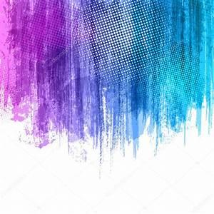 Fond Bleu Dégradé : bleu violet peinture clabousse fond d grad vecteur eps ~ Preciouscoupons.com Idées de Décoration