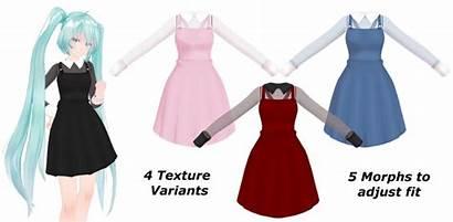 Mmd Dl Deviantart Dresses Mesh Arneth Favourites