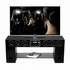 Meuble Tv Home Cinema Intégré : soundvision sv 400 ensemble home cin ma soundvision sur ldlc ~ Melissatoandfro.com Idées de Décoration