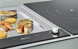 Moderne kochfelder teppanyaki jap grillplatte for Teppan grillplatte