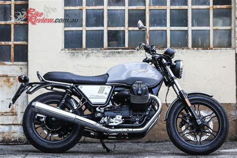 Moto Guzzi Factory Accessories by Moto Guzzi V7 Iii Limited Edition Range Bike Review