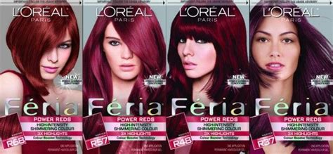 17+ Images About Feria Pairs Ruby Rush Haircolor On