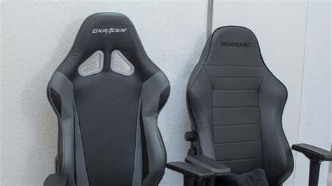need for seat maxnomic vs dxracer welcher ist der