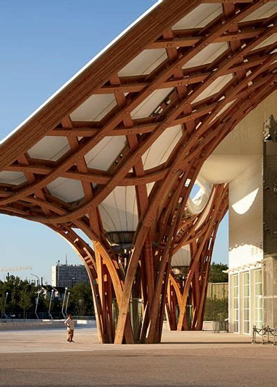 The Shigeru Ban In Metz, France Is Sheer Awesomeness For