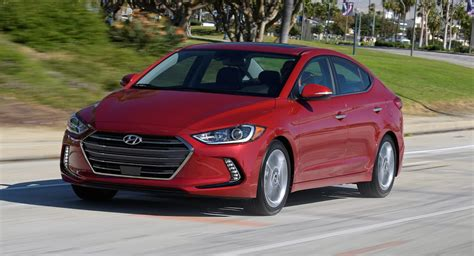 Who Makes Hyundai by 2016 Hyundai Elantra Makes La Debut Australian Launch Set