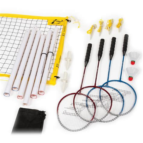 foto de EastPoint Sports Badminton Set with Carry Bag Walmart com