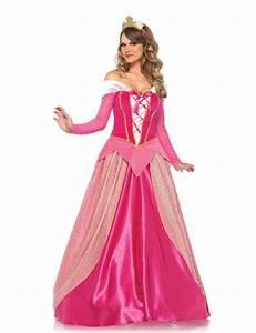 Deguisement Princesse Disney Adulte : costume robe princesse adulte aurora fun party ~ Mglfilm.com Idées de Décoration
