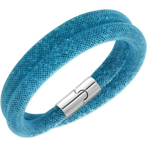 bracelet swarovski bleu bracelet swarovski femme slake