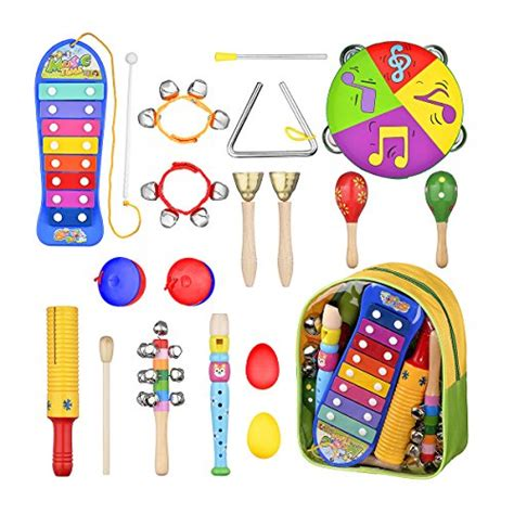 preschool instruments toddler musical instruments 16 pcs preschool learning 496