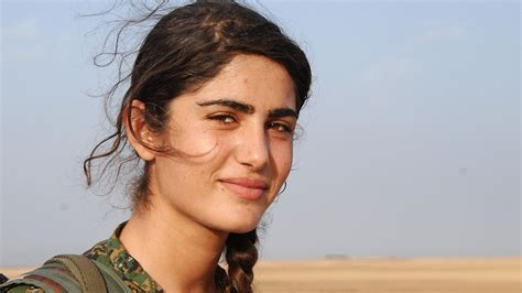 Donne Persiane by Heroine Of The Kurds Dies Fighting Attack