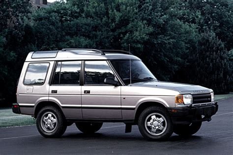 car manuals free online 1994 land rover discovery parental controls 1994 98 land rover discovery consumer guide auto