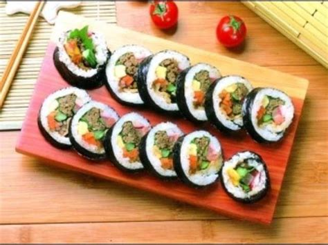 recette cuisine 3 recettes de kimshii cuisine coréenne 3