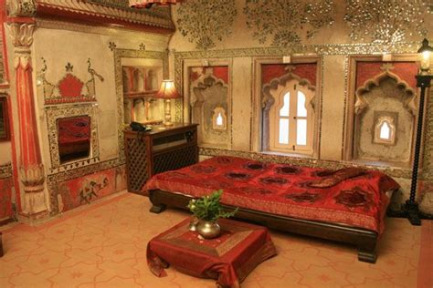 Traditional Indian Luxury Bedroom  Traditional Homes