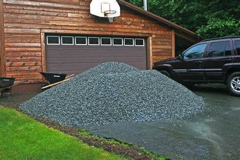 How Much Area Does A Yard Of Gravel Cover by Elmer Lindstrom S July 2012