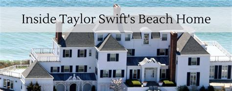 Celebrity Homes: Taylor Swift?s Beach House
