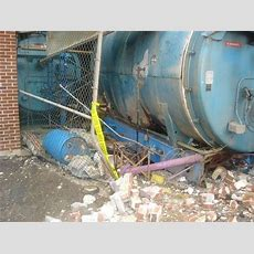 Boiler Explosion!  Boiler & Property Consulting