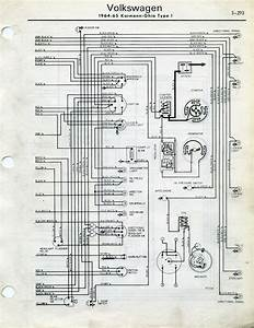 1967 Karmann Ghia Wiring Diagram