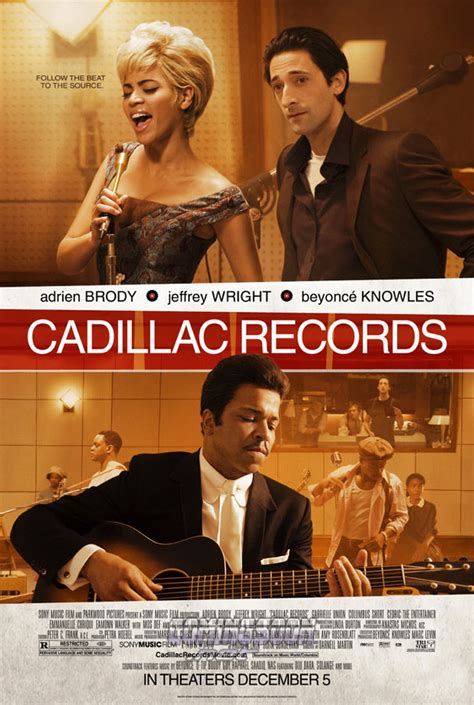 exclusive  cadillac records poster comingsoonnet