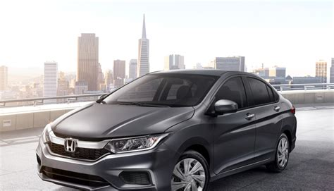 Honda Unveils All-new 2019 Honda City