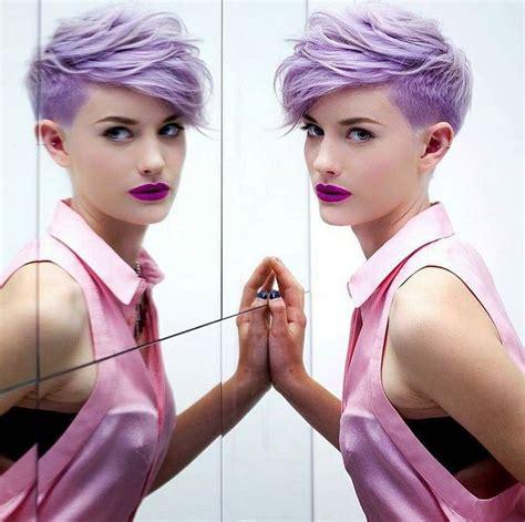 Best 25  White pixie cut ideas on Pinterest   Short pixie