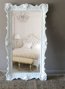 floor mirror antique l e a n i n g mirror vintage floor mirror hollywood regency