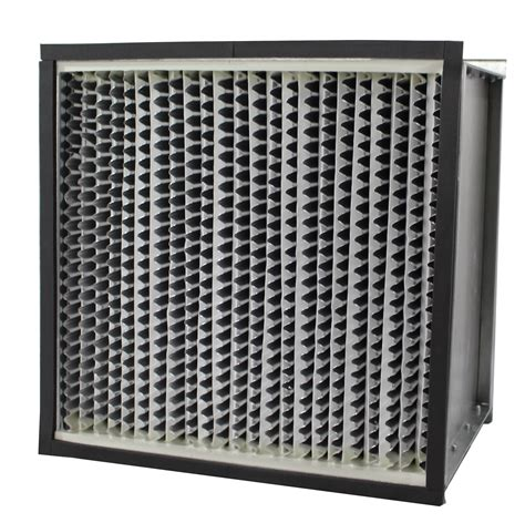 novair  hepa replacement filter general insulation