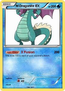 Pokémon M Dragonite EX 15 15 - X Fusion - My Pokemon Card