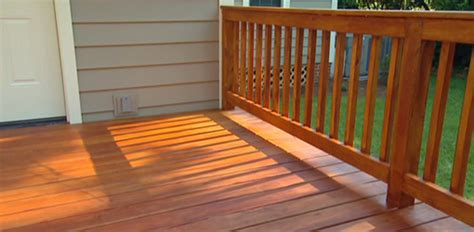 Whether To Paint Or Stain A Wood Deck?  Today's Homeowner