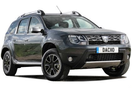 dacia duster suv   review carbuyer