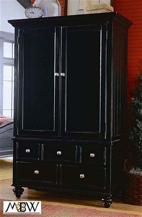 Black Wardrobe Dresser by 34 Best Armoire Images On Armoires Closets