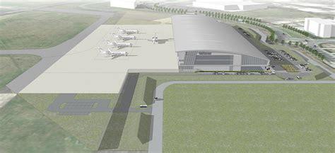 gulfstream build service center farnborough business
