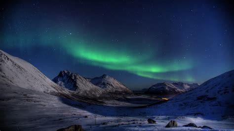 Aurora Borealis 4k Wallpaper [3840x2160]