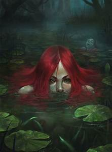 Sirens: Evil ladies who drew in men with there voice.. # ...