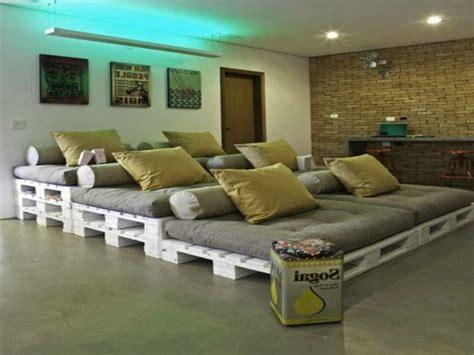 bureau deco design idées originales de meubles en palettes archzine fr